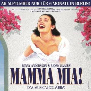 Mamma Mia Musical Berlin