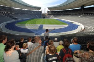 Olympiastadion Berlin - Guided Tours