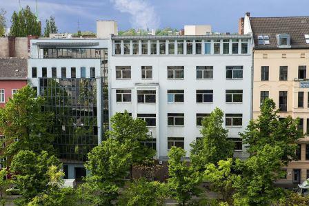 Fassade acama Kreuzberg