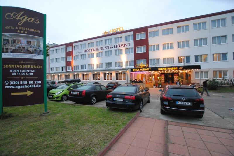 *** Aga's Hotel