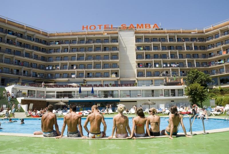 Hotel Samba, Costa Brava, Spanien