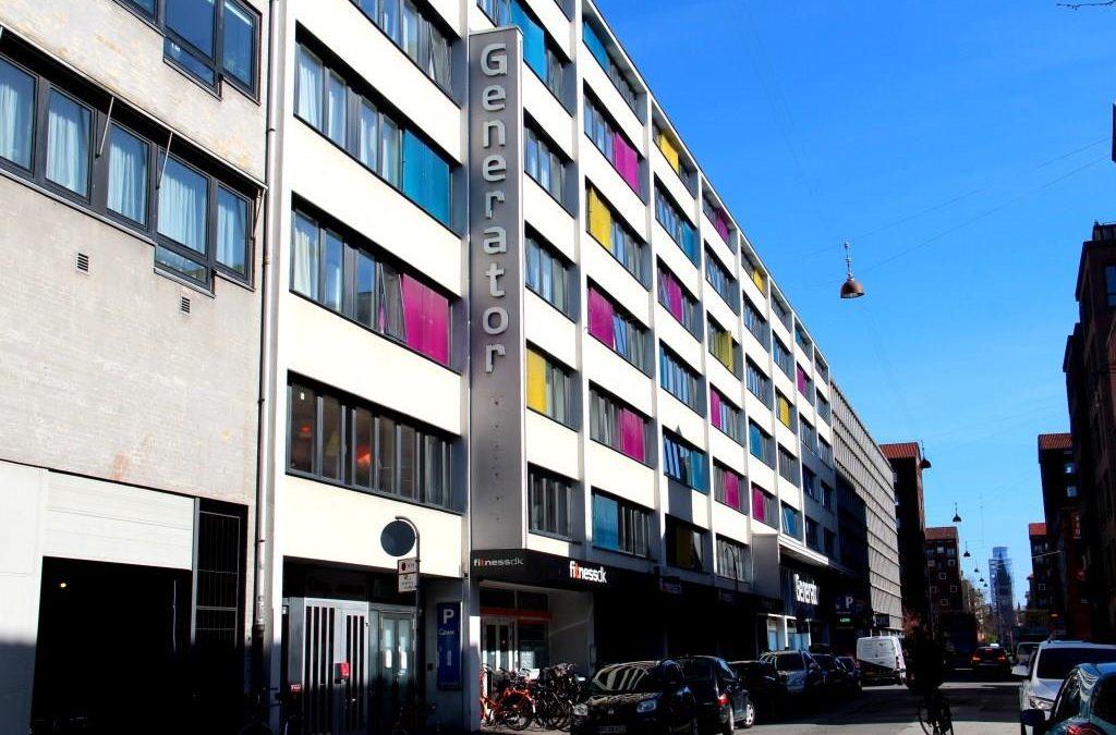 Hostel Generator Kopenhagen
