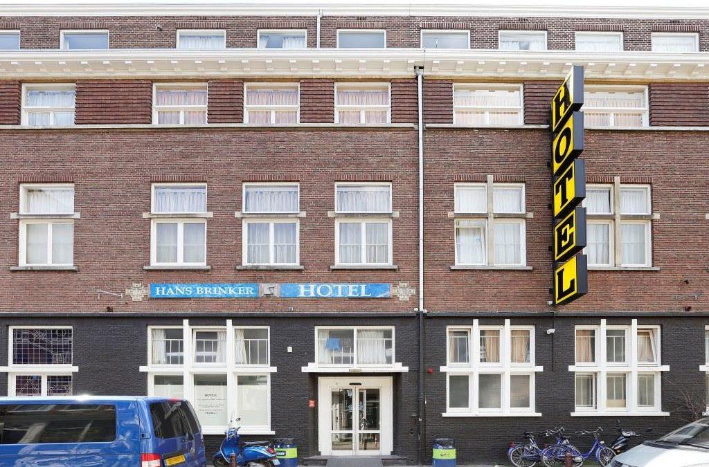Hans Brinker Budget Hostel