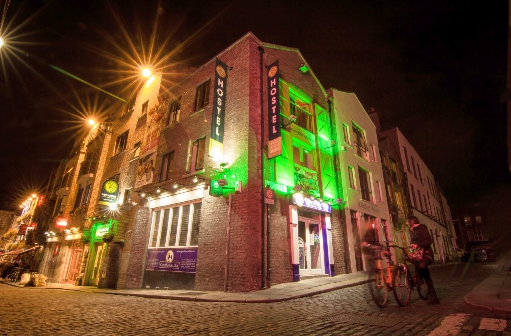 Barnacles Hostel Dublin