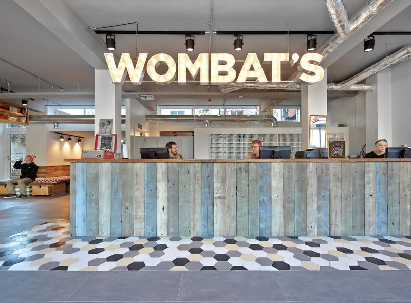wombat's CITY HOSTEL London