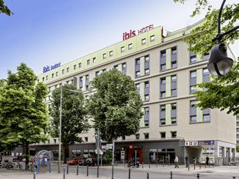 Außenansicht hotel ibis budget Berlin Kurfürstendamm