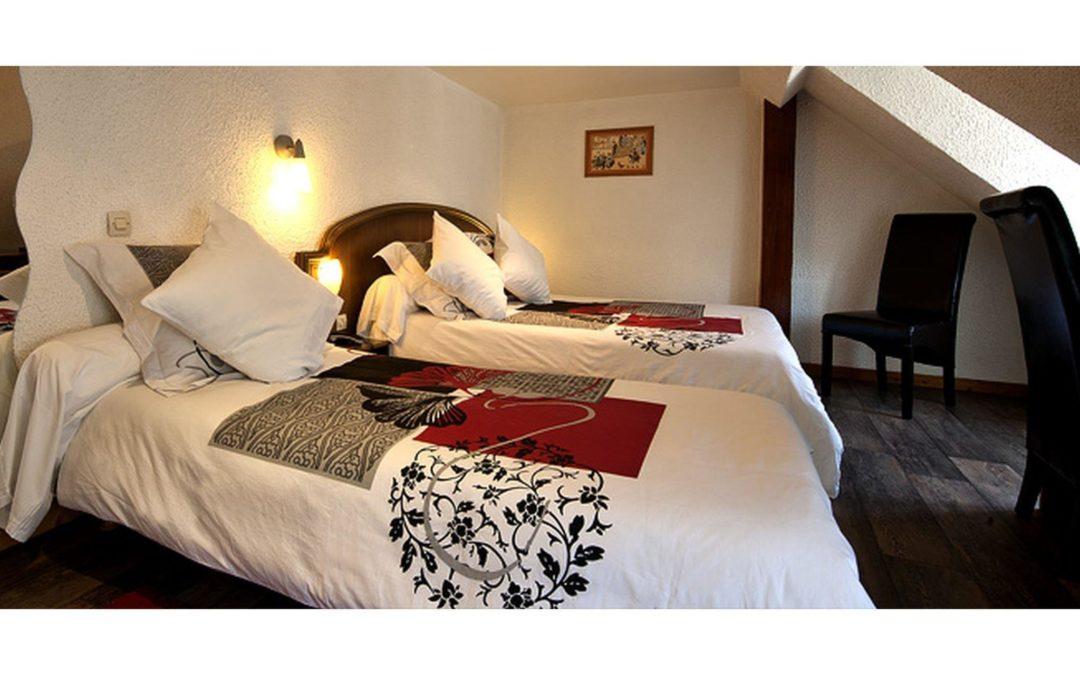 ** Hotel Le Grillon
