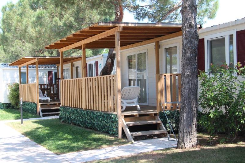 *** Camping Le Palme bei Lazise