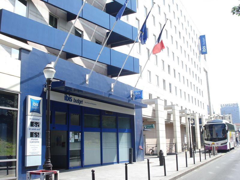 Ibis Budget Montmartre aussen 2