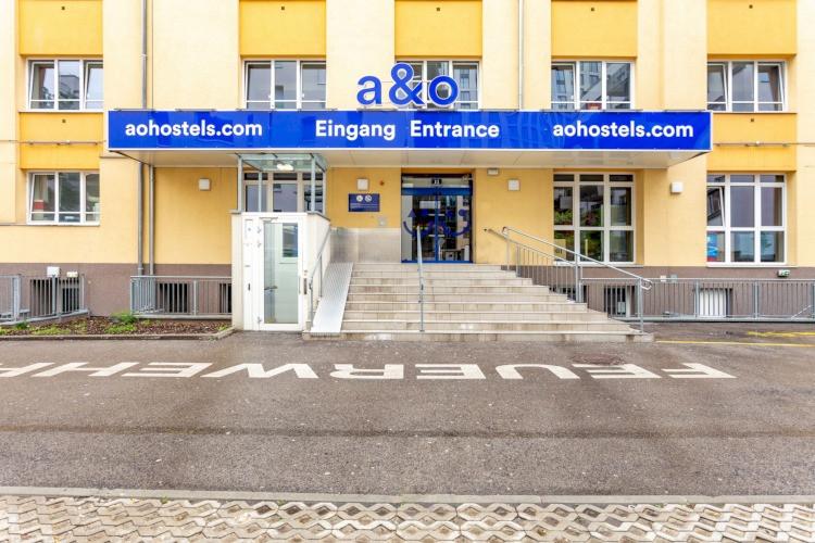 a&o Wien Hauptbahnhof
