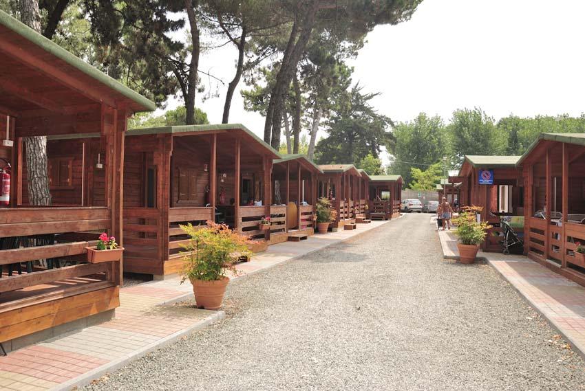 Italien Camping, campeggio