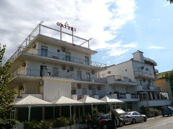 das Hotel Gattei, Italien, Rimini, Marebello