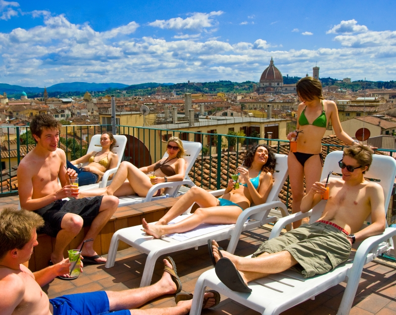 Plus Hostel Florenz