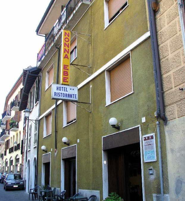 ** Hotel Nonna Ebe in Saló