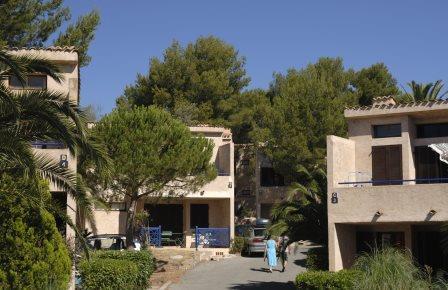 """residence Odalys Club """"Les Mimosas"""""""