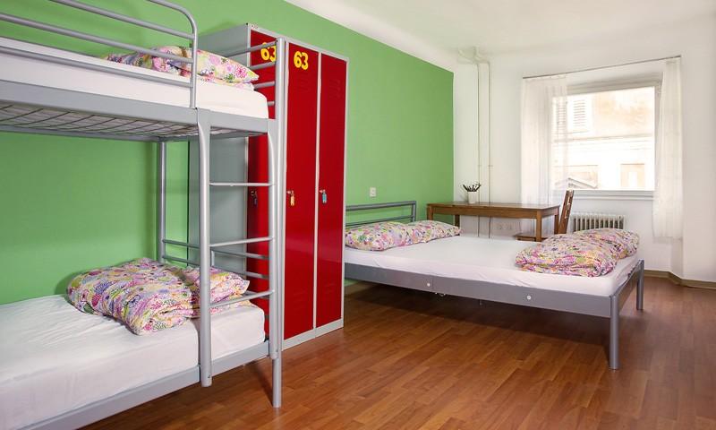 AdHoc Hostel Ljubliana