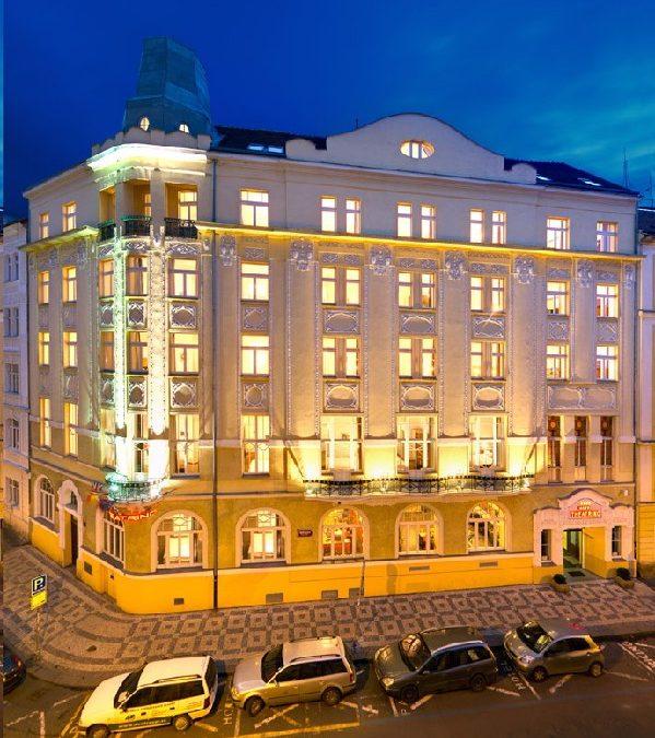 Hotel Theatrino, Prag, Tschechien