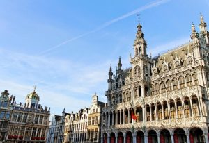 Brussels grand place building, fotolia ©-Ludmila-Smite