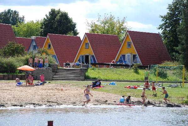 Ferieninsel Tietzowsee, Brandenburg
