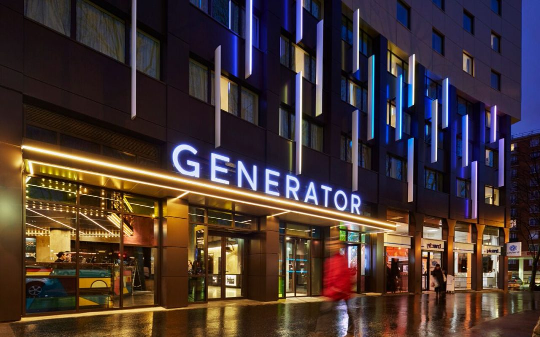 Generator Hostel Paris