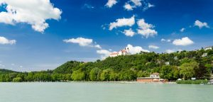 View to the benedictine abbey in Tihany, Hungary, Balaton Fotolia ©-klagyivik