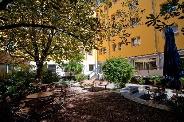 Haus international München, Bayern, Deutschland