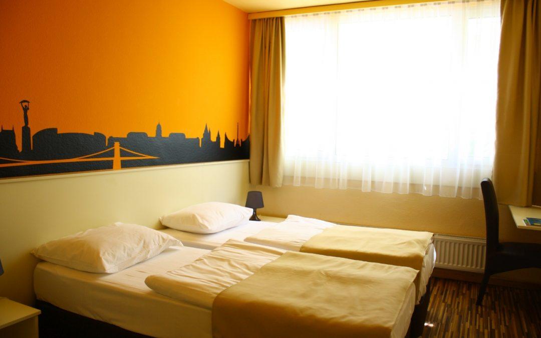 ***+ Hotel Pest Inn, Budapest, Ungarn