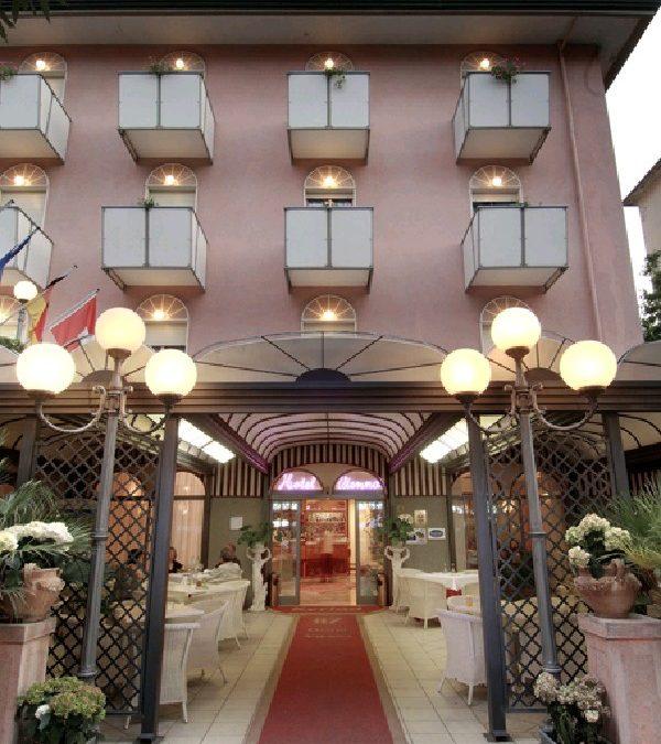 Hotels Rimini, Beispielhotel, Italien