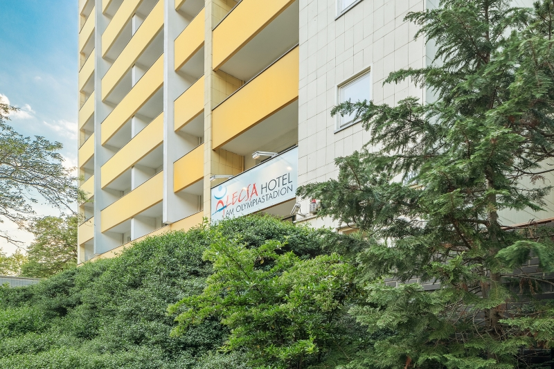 Alecsa Hotel am Olympiastadion - Berlin