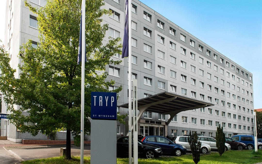 *** Tryp by Wyndham Berlin City East