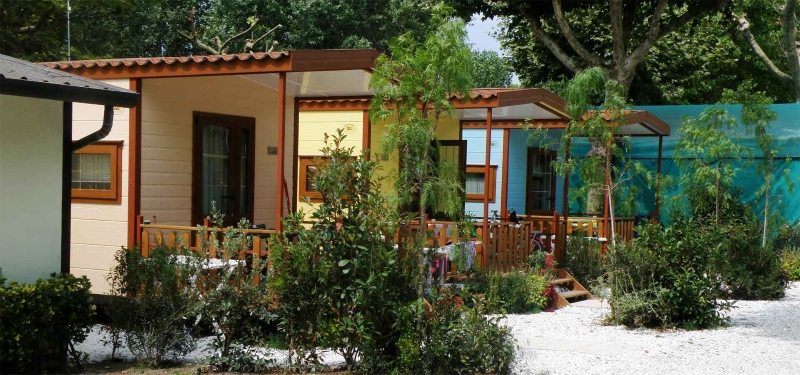 Camping Giardino in Marina di Massa