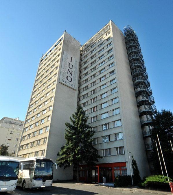 Hotel Juno, Prag, Tschechien