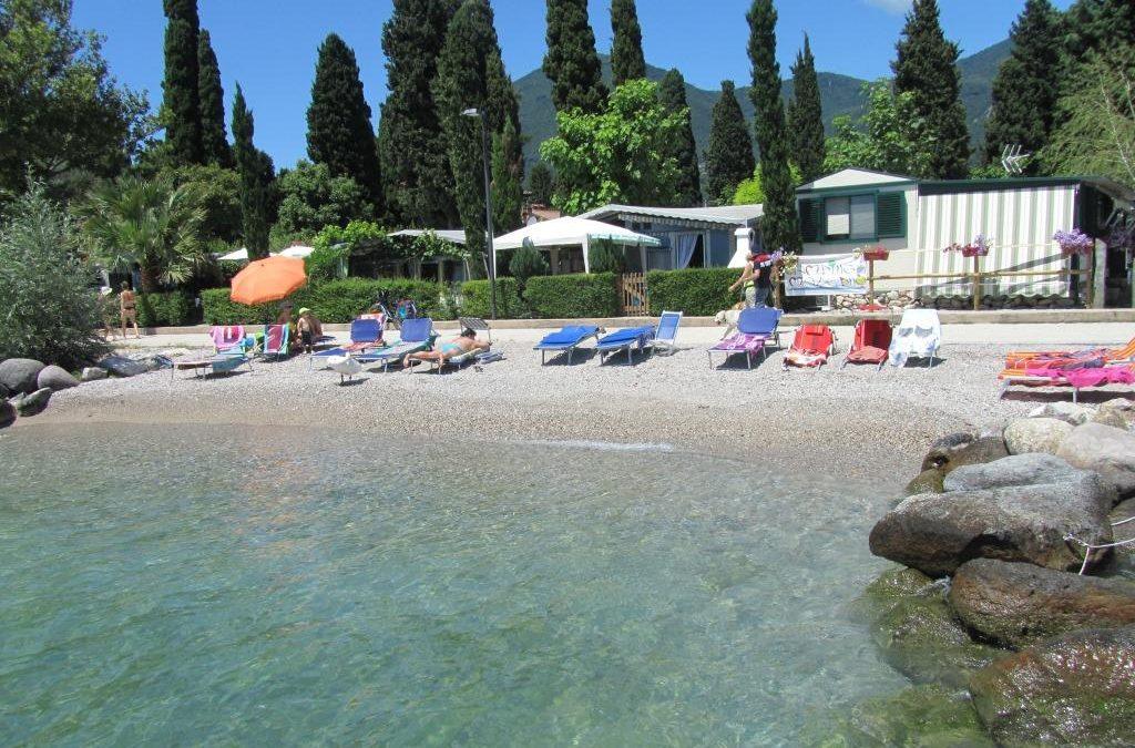 Villagio Turistico Maderno, Gardasee, Italien