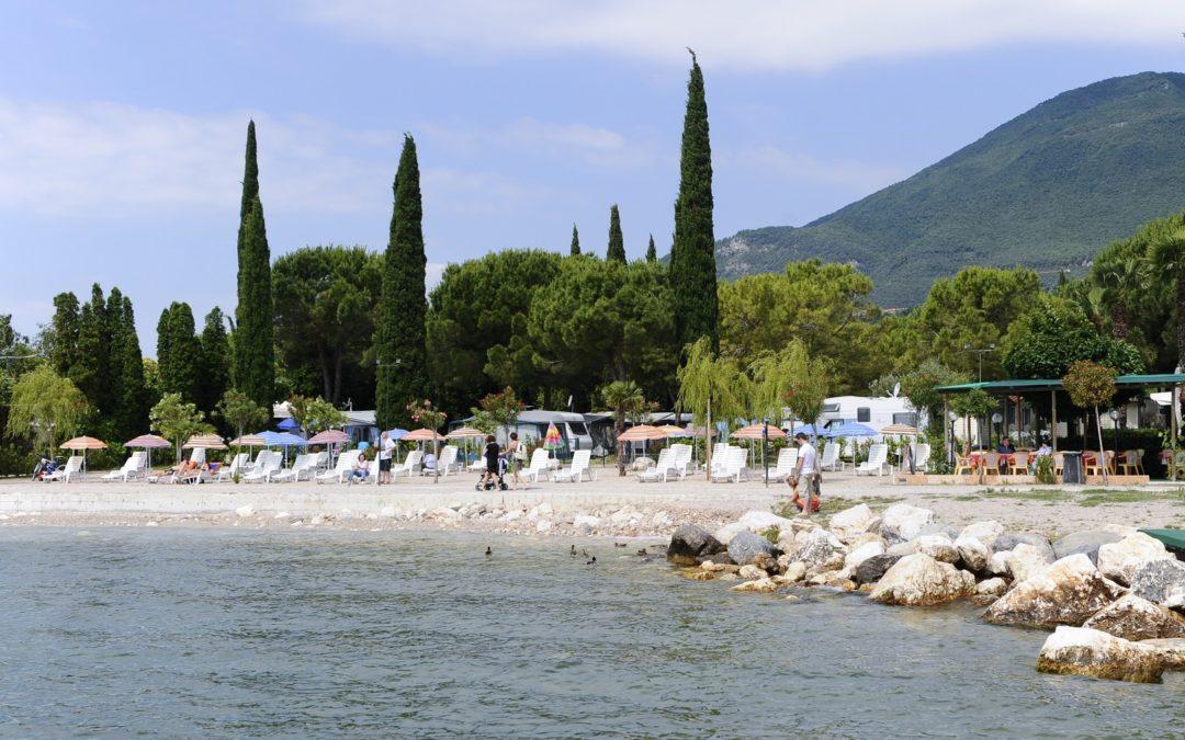 Ferienanlage Toscolano, Gardasee, Italien