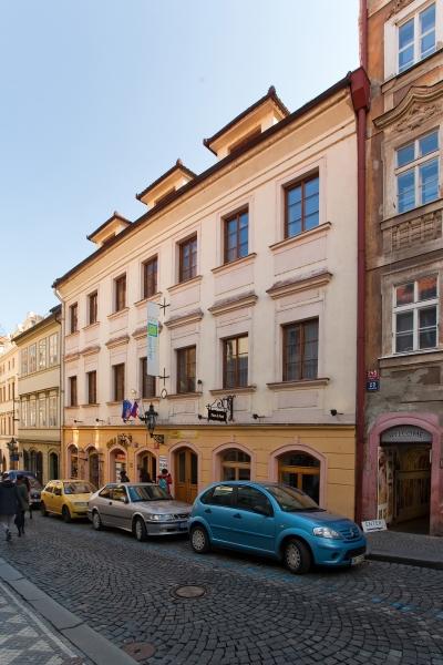 Little Quarter Hostel Prag