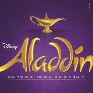Musical Aladdin Stuttgart