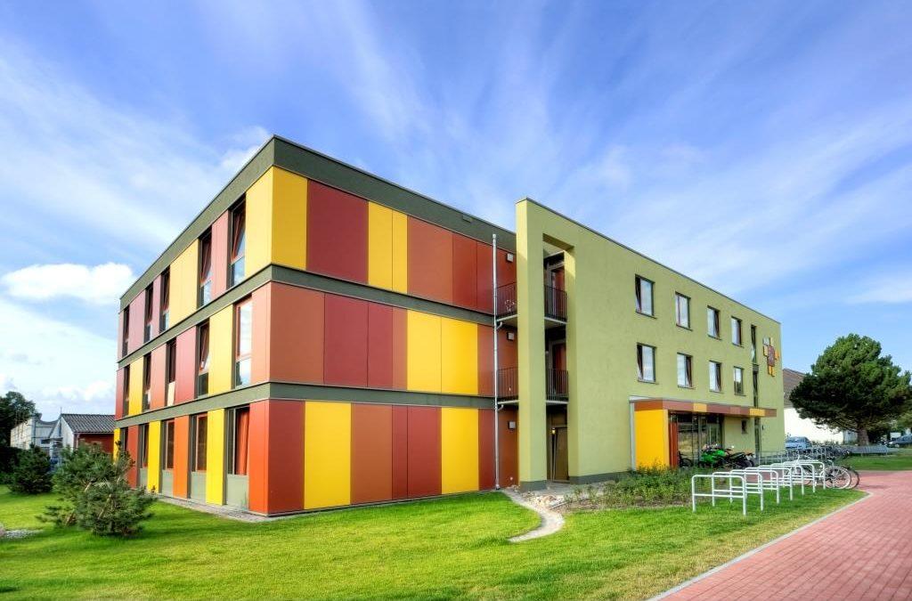 Haus 54 Zingst Ostsee Klassenfahrt