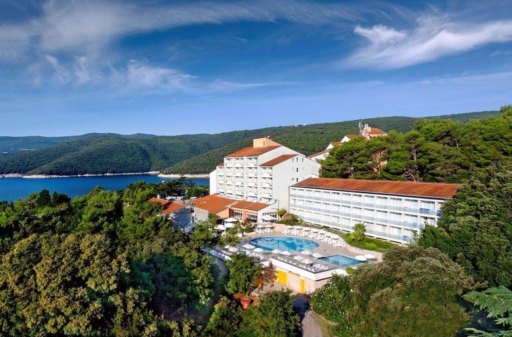 *** Hotels Allegro und Miramar in Rabac, Kroatien Istrien