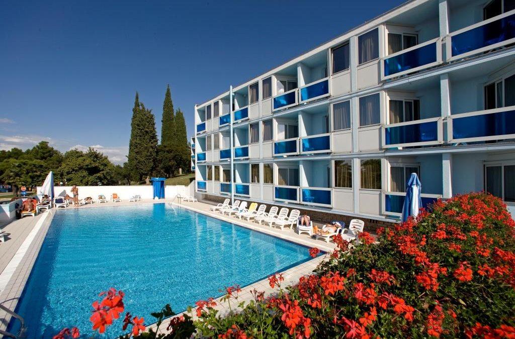 *** Hotels Plava Laguna bei Porec Kroatien Istrien