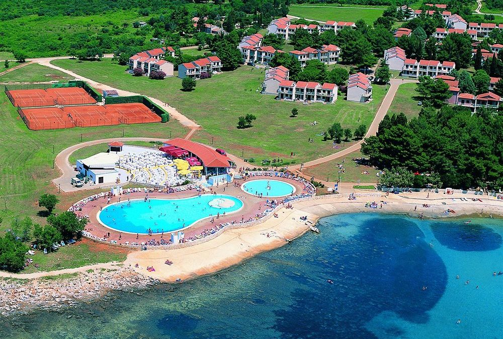 *** Appartementanlage Polynesia Kroatien Istrien