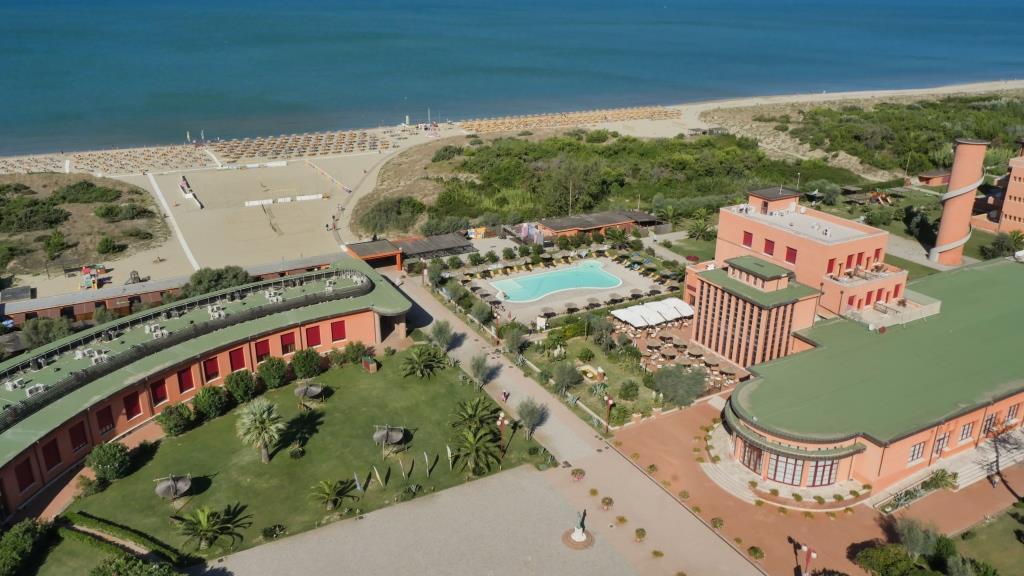 Resort Regina del Mare Toskana