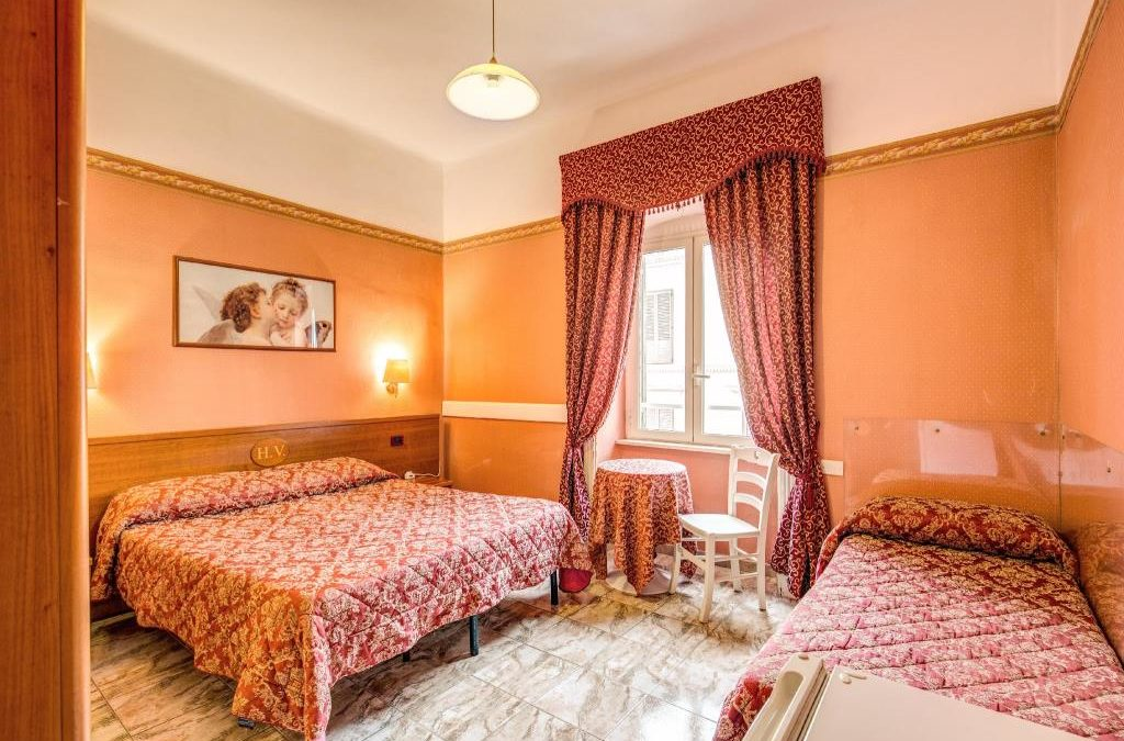 ** Hotel Virginia Rom