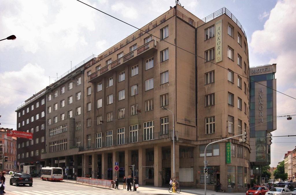 *** Hotel Legie Prag