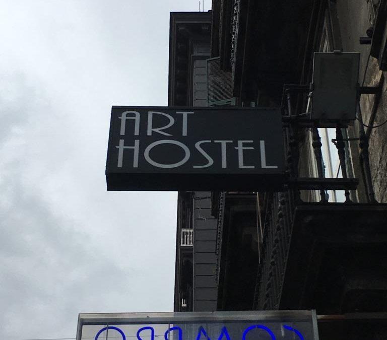 La Locanda dell'Arte Hostel Neapel