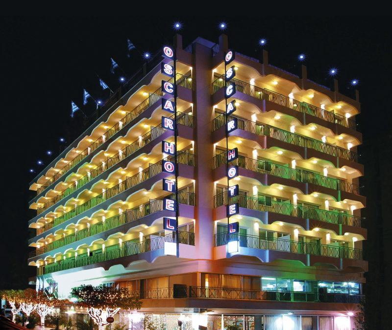 Hotel Oscar Athen Griechenland
