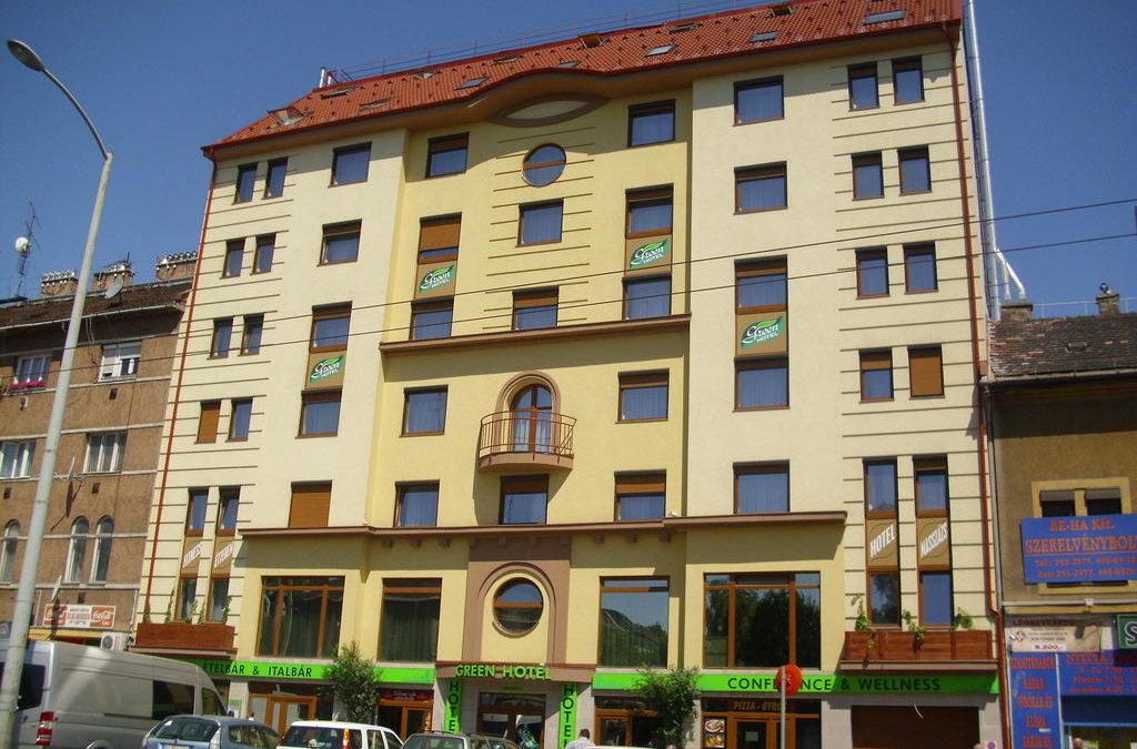 **** Green Hotel Budapest, Klassenfahrt Ungarn