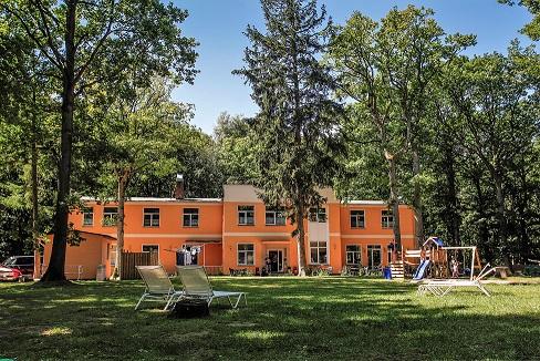 Ferienpark Bernstein, Klassenfahrt Rügen