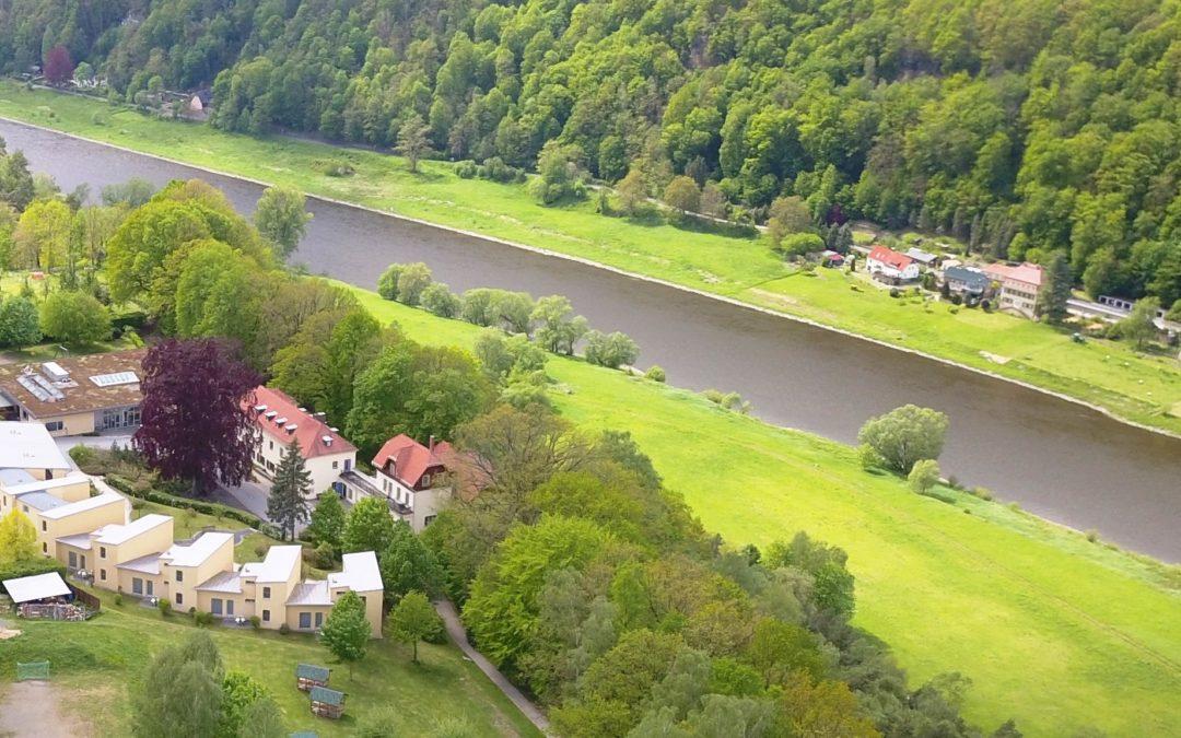 """Familienferienstätte """"St. Ursula"""" Klassenfahrt Sächsische Schweiz"""